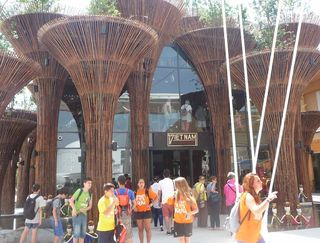 Highlights from Milan Expo 2015