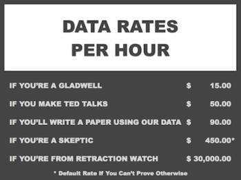 Inside joke for data analysts (via Gelman)