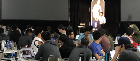 Report from the NBA Hackathon 2017