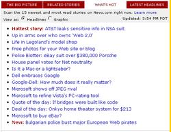 Newscomtopstoriestxt